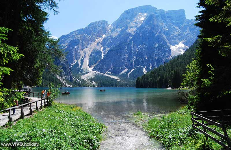 Vacanze a Braies – Scoprite la Valle di Braies in Alto Adige